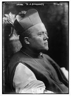 Dennis Joseph Dougherty Catholic cardinal