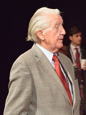 Dennis Skinner - Skinner at the 2016 Labour Party Conference