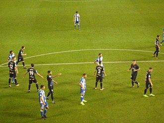 Deportivo Alavés - Deportivo de La Coruña vs. Alavés.