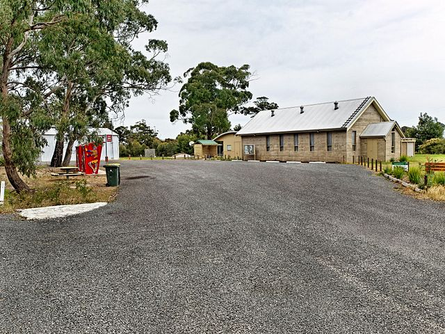 Dereel Hall, Community Centre and CFA Shed