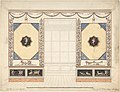 Design for a Room in the Etruscan or Pompeian style (Elevation) MET DP804393.jpg