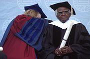 Tutu at the University of Pennsylvania