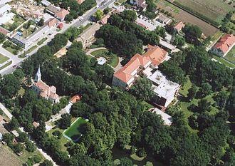 Szeged District - Image: Deszk kastély