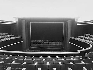Jens Gram Dunker - Det Nye Teater in Oslo. 1929