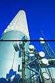 Detail of Žižkov broadcasting tower - ČRa photo.jpg
