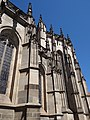Detail of St. Elisabeth Cathedral - Old Town - Kosice - Slovakia (36169942410).jpg