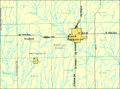 Detailed map of Wellington, Kansas.png