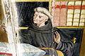 Detalhe de forro que apresenta estágios da vida de São Francisco de Assis nas dependências do Convento de São Francisco em Olinda.JPG