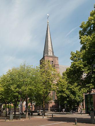 Deurne, Netherlands - Deurne, church: de Sint Willibrorduskerk