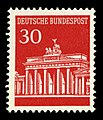 Deutsche Bundespost - Brandenburger Tor - 30 Pf.jpg
