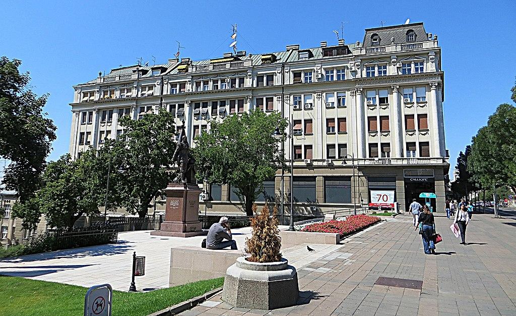 Devojacki Park Beograd Mapa Superjoden