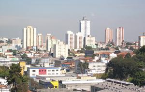 Diadema, São Paulo - Motto: Floresça, Diadema (Latin) Flower, Diadema