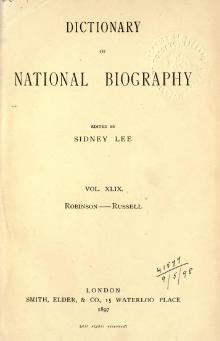 Dictionary of National Biography volume 49.djvu