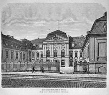 Palais Radziwiłł in Berlin (Quelle: Wikimedia)