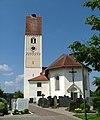 Die Jungstörche überlebten den Mai 2013 nicht . - panoramio.jpg