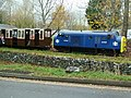 Diesel hauled train - Trago Mills - geograph.org.uk - 2170035.jpg