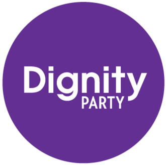 Dignity Party (South Australia) - Image: Dignity Party Logo