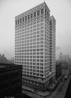 Chrysler House - Image: Dime Building, 1912