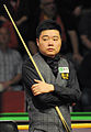 Ding Junhui at Snooker German Masters (Martin Rulsch) 2014-01-30 04.jpg