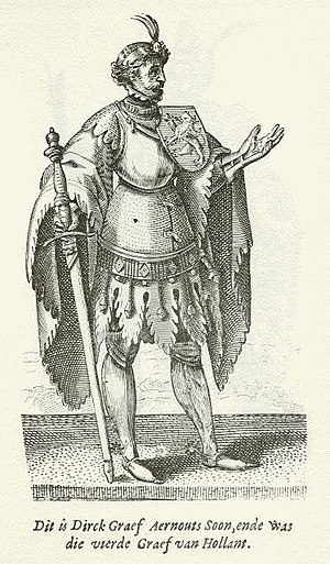 Dirk III, Count of Holland