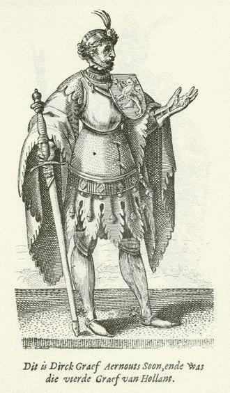 Dirk III, Count of Holland - Image: Dirk III