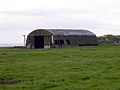 Disused hangar at Hatton Airfield near East Haven - geograph.org.uk - 13689.jpg