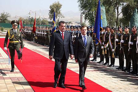 Dmitry Medvedev 29 August 2008-3