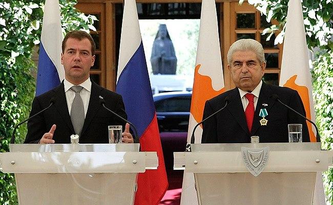Dmitry Medvedev in Cyprus 7 October 2010-14.jpeg