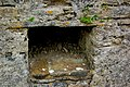 Doe Castle - A fireplace in NW interior wall^ - geograph.org.uk - 1184676.jpg