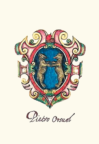 Pietro I Orseolo - Coat of arms.