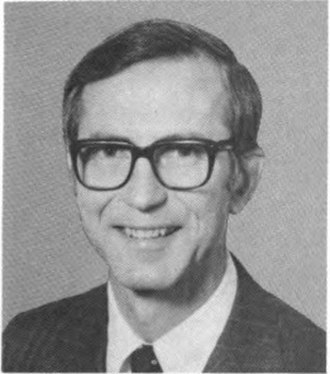 Donald J. Pease - Image: Donald J. Pease 97th Congress 1981