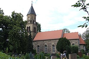 Karow (Berlin) - Village church