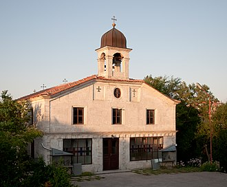Kavarna - Dormition of the Theotokos Church.