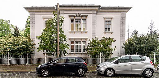 Dorstigstraße 5 Leipzig
