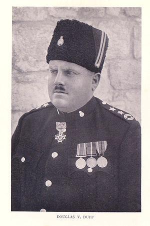 Douglas Valder Duff - Douglas V. Duff