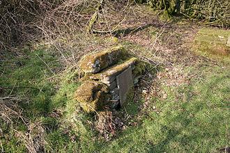 River Dove, Central England - Image: Dove Head