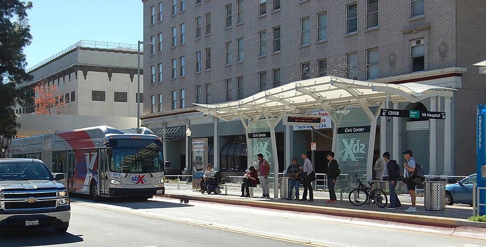 DowntownSB North Station
