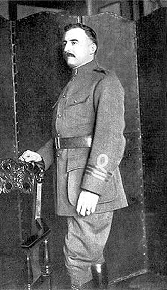Lafayette Escadrille - Dr. Edmund Gros