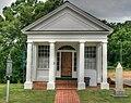 Dr. J. C. Francis Office, Jacksonville, AL, 2016-06-28.jpg