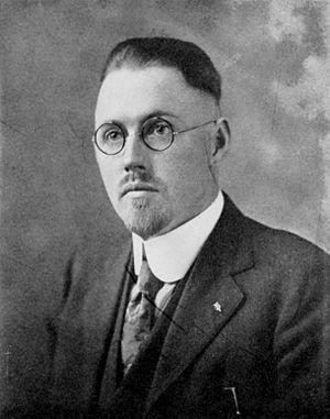 John R. Brinkley - Brinkley circa 1921