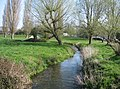 Drainage ditch - Sheep's Green - geograph.org.uk - 787600.jpg