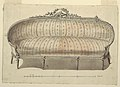 Drawing, Design for Sofa, with Alternative Suggestions, 1780 (CH 18170219-2).jpg