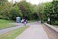 Draycote Water portaloo - geograph.org.uk - 1297423.jpg