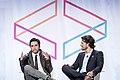 Drew Baldwin and Chester See (Internet Week New York May 18, 2015).jpg