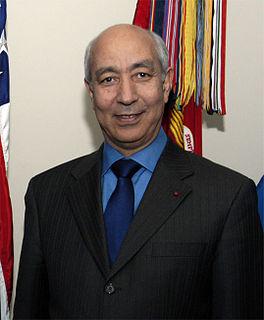 Driss Jettou Prime Minister of Morocco