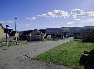 Drumoak Village