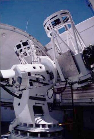 Air Force Maui Optical and Supercomputing observatory - MOTIF