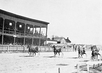 Brockton Village - The area was home to Dufferin Racetrack from 1907 to 1956.