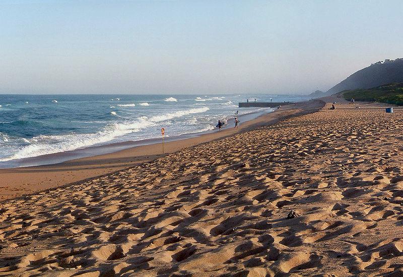 Anstey Beach, Durban