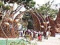 Durga Puja Pandal - New Alipore Suruchi Sangha - Kolkata 2011-10-03 030331.JPG